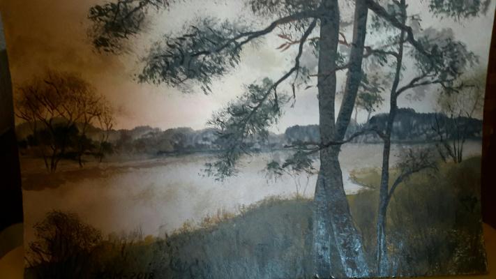 Victor Mikhaylenko. Iset River