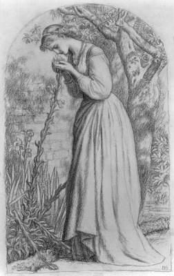 Arthur Hughes. My beautiful lady