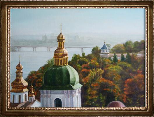 Наталия Селиванова. Днепровские звоны