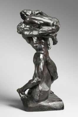 Auguste Rodin. I'm beautiful!