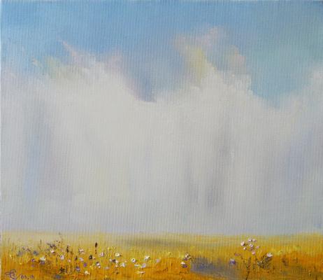 Vadim Anatolyevich Stolyarov. Russian sky