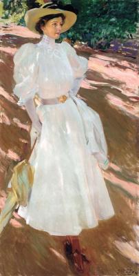 Хоакин Соролья (Соройя). Мария в Ла-Гранхе