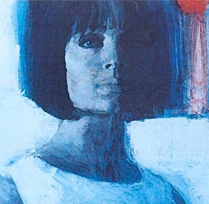 Майкл Джонсон. Женский портрет