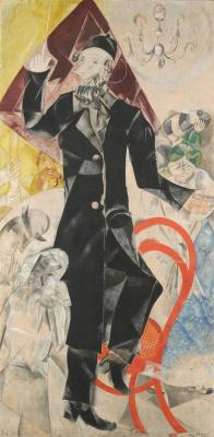 Marc Chagall. Drama