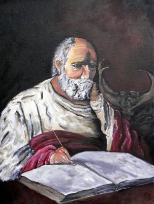 Sergei Nikolayevich Khodorenko-Zatonsky. SV.AP.Luke