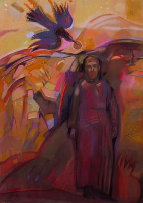 Rumyana Vnukova. Prophet Elijah