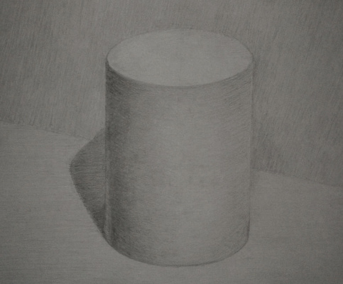 Zina Vladimirovna Parisva. Cylinder