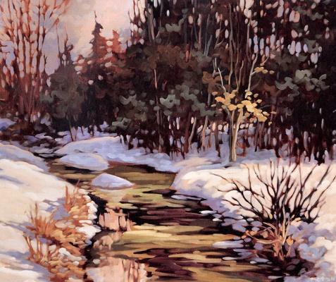 Мишель Леру. Февральская вода