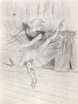 Henri de Toulouse-Lautrec. IDA Heath