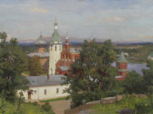 Фёдор Борисович Фёдоров. Обитель веры