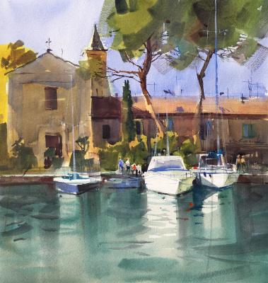 Andrew. Yachts. Italy