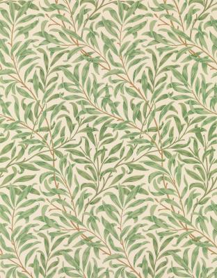 William Morris. Willow branches