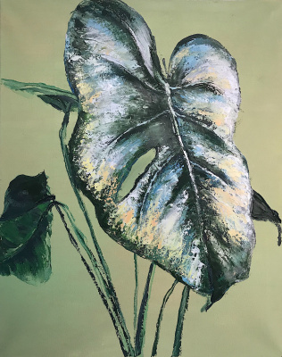 Анастасия Ораина. In silver