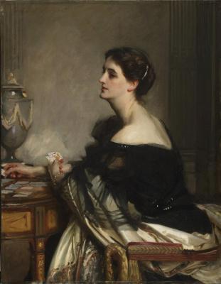 Portrait Of Lady Eden