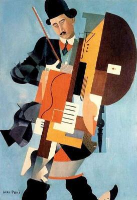 Иван Альбертович (Жан) Пуни. «Универсальный музыкант» 1921