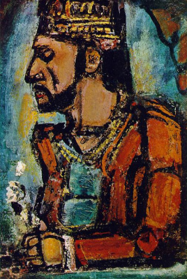 Жорж Руо. Старый король