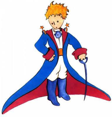 Антуан де Сент-Экзюпери. Самый лучший портрет Маленького принца