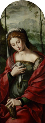 Peter Cook Van Alst. Mary Magdalene