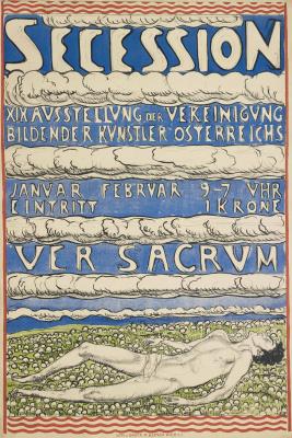Фердинанд Ходлер. Плакат