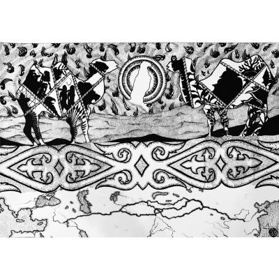 Равиль Гарифуллаевич Нарегеев. Silk Road