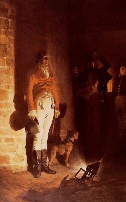 Жан-Поль Лоран. Смерть герцога