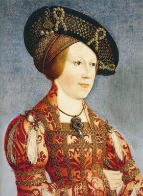 Ханс Малер. Королева Германии Анна