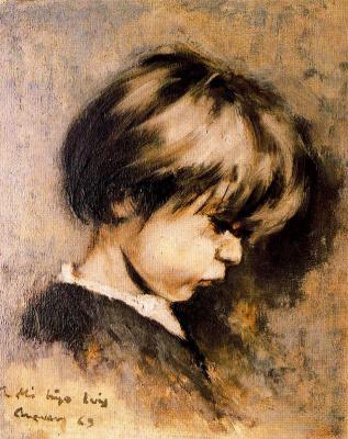 Каэтано де Аркер Буигас. Профиль ребенка