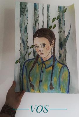 Елена Бурбан. Дарья