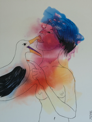 Kinder Album. L'Albatros mon amour 112