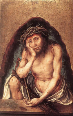 Albrecht Durer. The man of sorrows