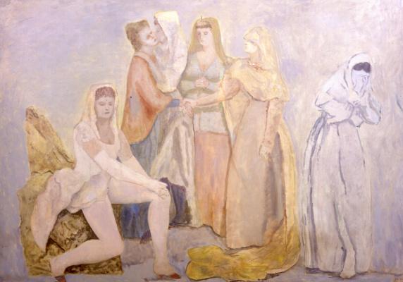 Leonor Fini. Les Tragediennes
