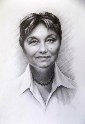 Alex Visiroff. Mature woman