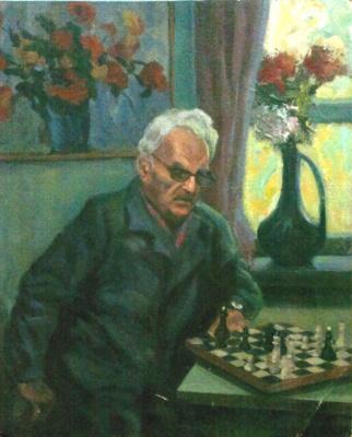 Мурат Бекблатов. Портрет Амияна И.А.