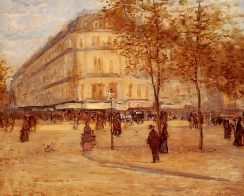 Жан-Франсуа Рафаэлли. Театр