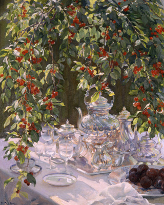 Francisco Pons Arno. Cherry