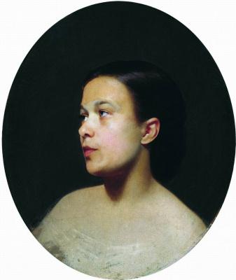 Sergey Konstantinovich Zaryanka. Female head