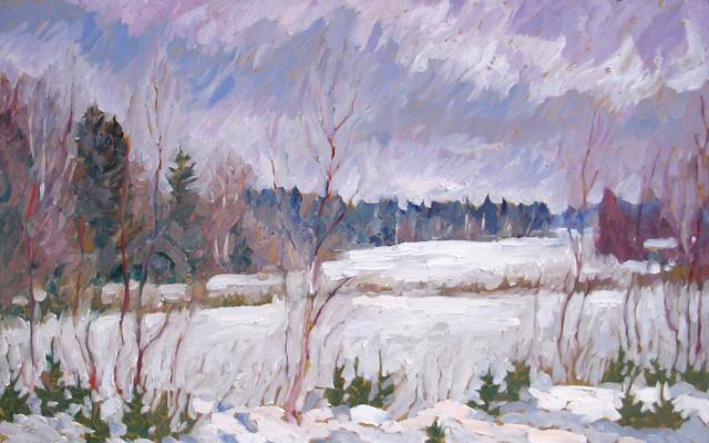 Alexey Vladimirovich Konstantinov. Field of Gorodische