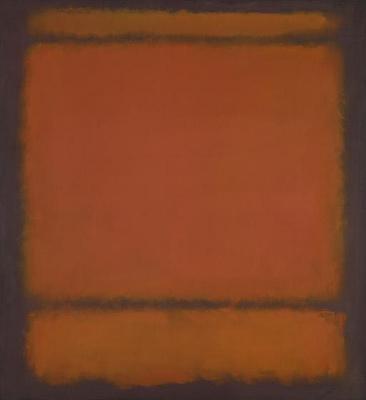 Rothko Mark.  No. 210 / No. 211