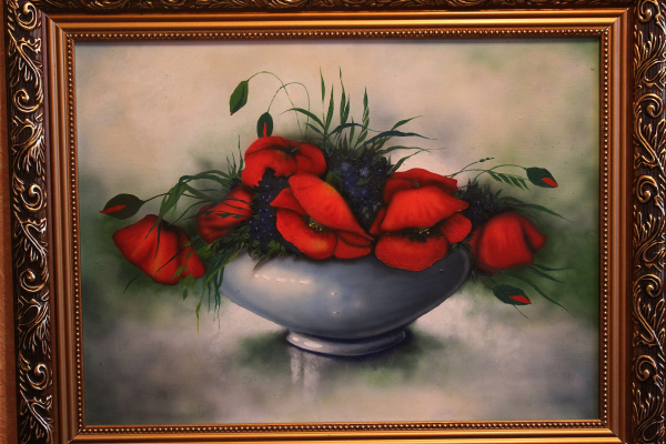 Victor Mikhailovich Ershov. Gift to wife