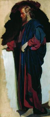Илья Ефимович Репин. Христос