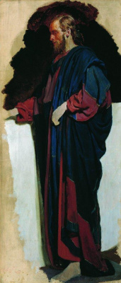 Ilya Efimovich Repin. Christ