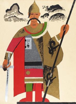 Anatoly Galaktionovich Petritsky. Ukrainian warrior