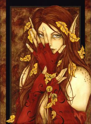 Эми Браун. Золотая фея