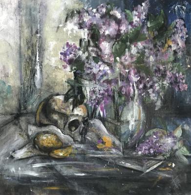 Maria Tikhonova. Still life
