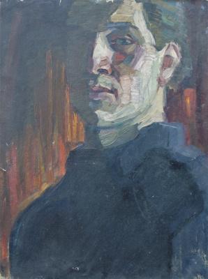 Люсьен Вениаминович Дульфан. Автопортрет.
