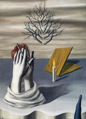 René Magritte. Dawn in Cayenne