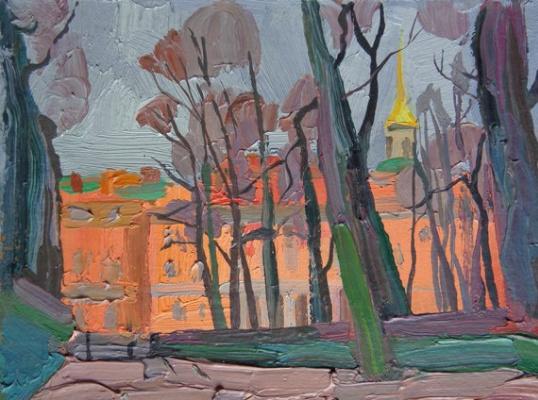 Sergey Borisovich Nikolsky. Mikhailovsky Castle