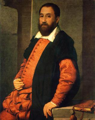 Джованни Баттиста Морони. Портрет Якопо