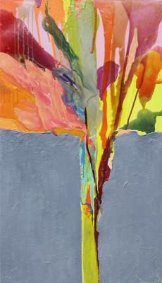 Marina Anatolyevna Mezentseva. Dominant colors
