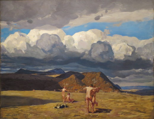 Rockwell Kent. Men and mountains
